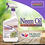 Bonide (BND022) - Ready to Use Neem Oil, Insect Pesticide for Organic Gardening (32 oz.)
