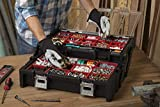 Keter - 236758 22 Inch Resin Cantilever Tool Box