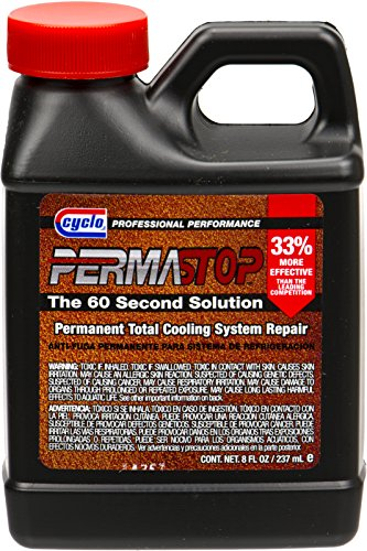 Cyclo PermaStop Permanent Total Cooling System Leak Repair, 8 fl oz, Case of 12 by Cyclo (Image #1)