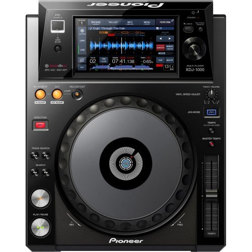 lecteur-multimdia-simple-Pioneer-DJ-XDJ-1000