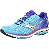 Wave Rider 18 Womens Running Shoes - BlueAtoll