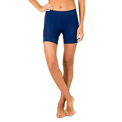 SHEBEEST Women's Azalea Padded Cycling/Biking Short: Clothing