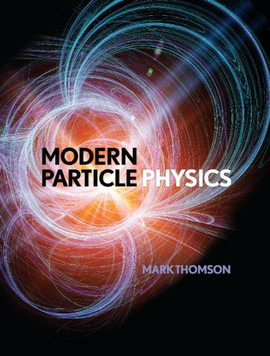 PARTICLE PHYSICS EBOOKS PDF
