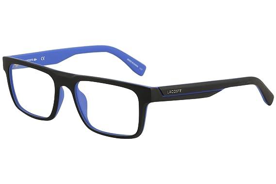 e292277b41b Image Unavailable. Image not available for. Color  Eyeglasses LACOSTE L  2797 001 MATTE BLACK