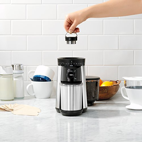 OXO BREW Conical Burr Coffee Grinder by OXO (Image #7)