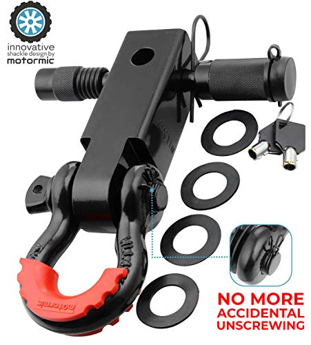 motormic Shackle Hitch Receiver 2