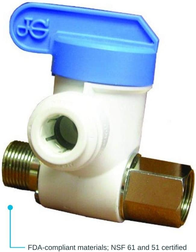 Details about  /G1//4 Pipe Male to Male Thread Brass Ball Valve Hose Connector Switch nwJ C HF