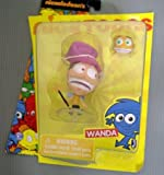 Nicktoons Fairly Odd Parents 3 Inch Action Figure - Wanda by Nickelodeon by Nickelodeon