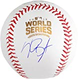 Kris Bryant Chicago Cubs Autographed 2016 MLB World Series Baseball - Fanatics Authentic Certified - Autographed Baseballs