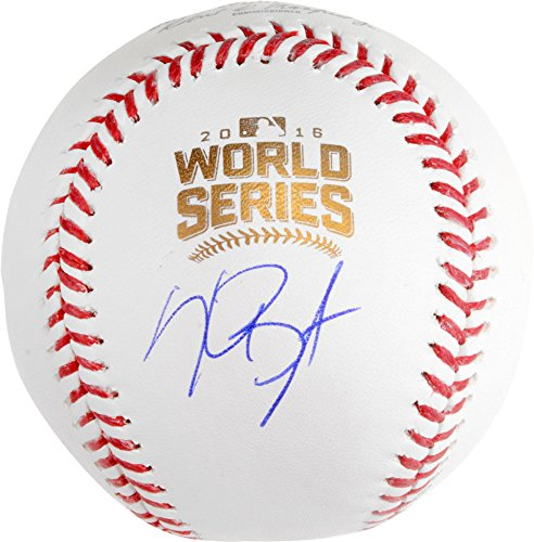 Kris Bryant Chicago Cubs Autographed 2016 MLB World Series Baseball - Fanatics (Autographed Cubs Mlb Baseball)