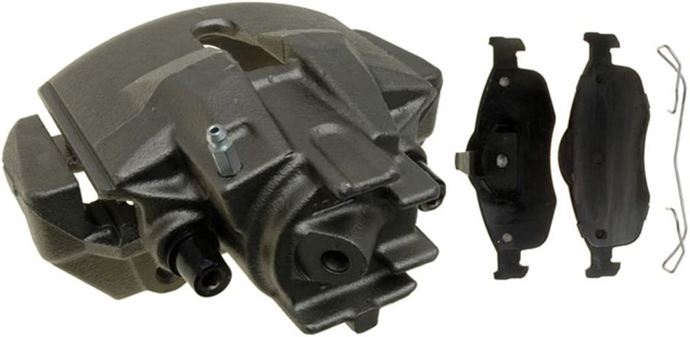 Raybestos RC10553NS Professional Grade Remanufactured Loaded Disc Brake Caliper