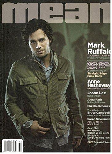 Mean Magazine January 2006 - Mark Ruffalo,Anne Hathaway PDF