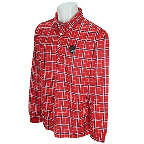 グレッグノーマン GREG NORMAN 長袖シャツ?ポロシャツ 長袖ボタンダウンシャツ GN73154