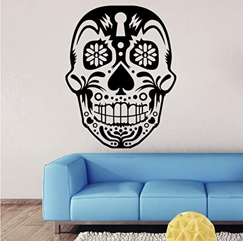 aizaixinli Vinyl Halloween Wall Stickers Halloween Party Decorating Windows and Home School Office and Shop Background 58 X 75Cm -