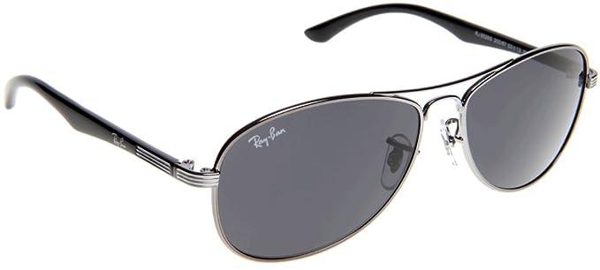 Ray-Ban Junior Sonnenbrillen 9529S Gunmetal Grey 200-87 fX1fMn