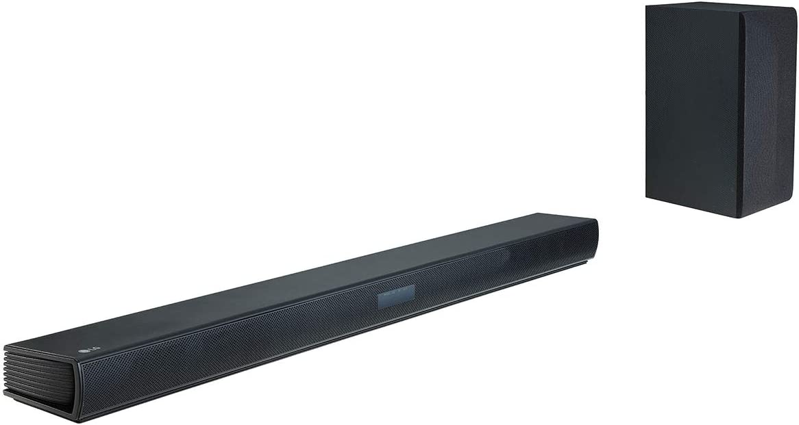 LG SK4D Altavoz soundbar 2.1 Canales 300 W Negro: Lg: Amazon.es ...