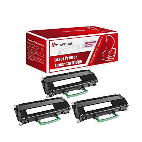 Awesometoner Compatible 3 Pack 330-4130 330-4131 M795K Toner