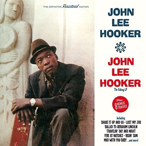 Price comparison product image John Lee Hooker (The Galaxy LP) + 8 Bonus Tracks
