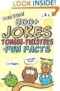 #5: 500+ Jokes, Tongue-Twisters, & Fun Facts For Kids! (Joke Books For Kids Book 1)