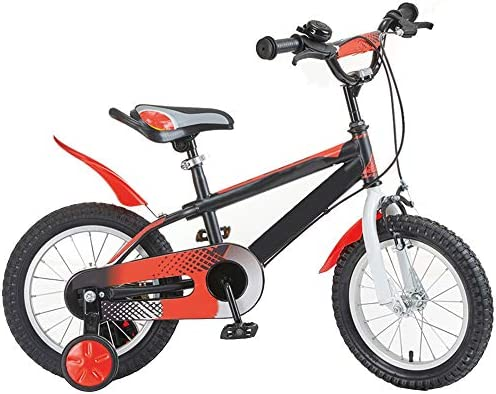 Axdwfd Infantiles Bicicletas Bicicleta for niños de 12