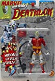 toybiz marvel super heroes - Toy Biz Marvel Super Heroes Deathlok Action Figure 4.75 Inches