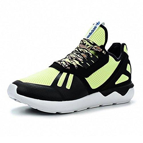 Ginnastica Da Uomo Tubular Adidas Runner Black Scarpe wq8It4v