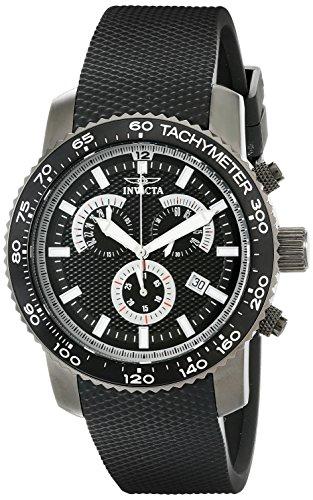 Invicta Men's 17776 Specialty Analog Display Swiss Quartz Black Watch ()