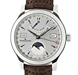 Jaeger LeCoultre Master Control automatic-self-wind mens Watch 151.84.2A (Certified Pre-owned)