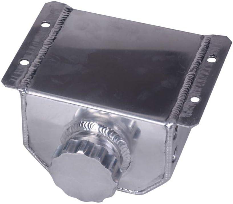 Onewell R/écup/érateur dhuile moteur universel en alliage daluminium poli 1 l