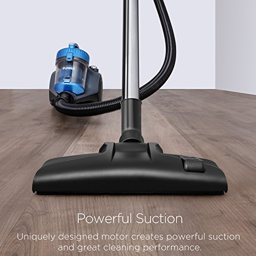 Eureka R300 Readyforce Bagless Cylinder Powerful Compact Lightweight Corded...