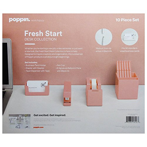 Review Poppin 10 Piece Set