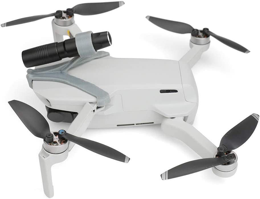 pour DJI Mavic Mini CUEYU Drone Kit de Lampe de Poche l/éger//Drone Lumi/ères de vol de Nuit,360 degr/és Lampe de Poche Lampe de Nuit LED