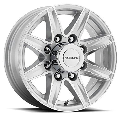 810S-66080 16x6 Stylus 810 Aluminum Trailer Wheel 8x6.50