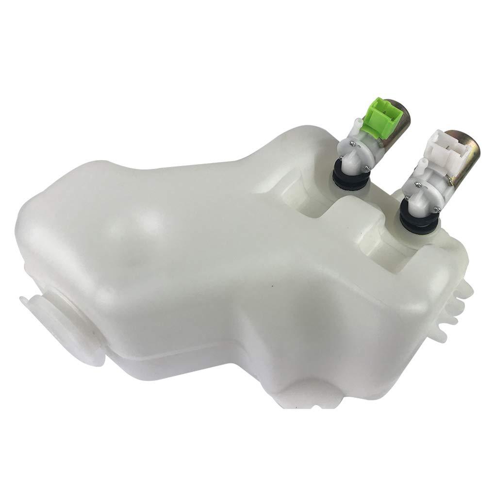 Morza Botella Limpiaparabrisas Lavadora Limpiaparabrisas Blow Puede colador de Repuesto para Nissan Patrol GQ Maverick 1988-1997: Amazon.es: Hogar