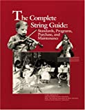 The Complete String Guide, Music Educators National Conference Staff and American String Teachers Association Staff, 0940796384