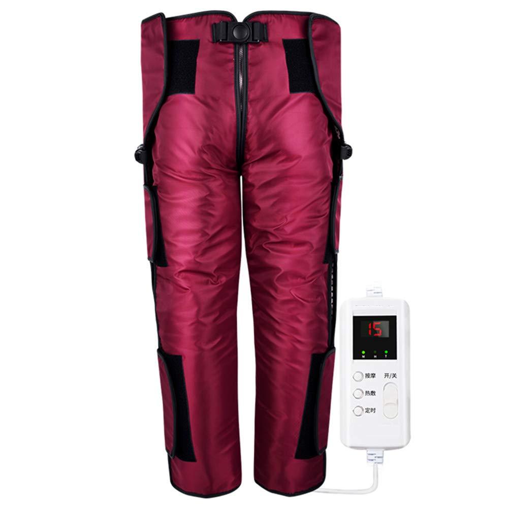 足をふくらませるふくらはぎソフトで柔軟な乾いた湿気温熱療法マット、7温度設定、10マッサージモードスキニーヒップアーティファクト B07SJLTWW8