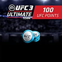 EA Sports UFC 3 - 100 UFC Points - PS4 [Digital Code]