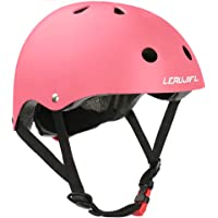 Kids Helmet Adjustable from Toddler to Youth Size, Ages 3 to 8 - Multi-Sports Safety Skating Scooter Helmet - CSPC…