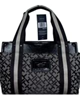Tommy Hilfiger Women's Small Iconic Tote Bag Handbag