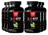 Product review for L tryptophan b6 - L-5-HTP for a good night's sleep, for mood and energy - Brain booster - 6 Bottles 180 Capsules