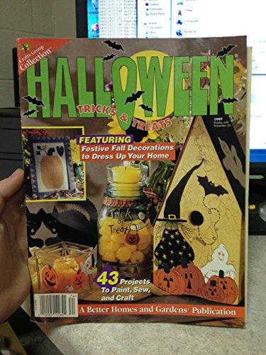 Better Homes and Gardens Halloween Tricks & Treats Magazine 1997]()