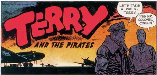 TERRY AND THE PIRATES - OLD TIME RADIO - 2 CD - 162 mp3 - Total Playtime: 36:37:58 (Old Time Radio - Adventures (Cliff Media Center)