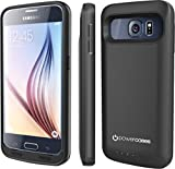 Powercases for Samsung Galaxy S6 (Black)