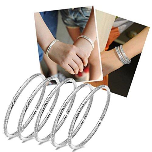 Price comparison product image 5 PCs Bangle Bracelet