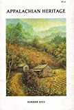 img - for Appalachian Heritage, Summer 2011 (Volume 39, Number 3) book / textbook / text book