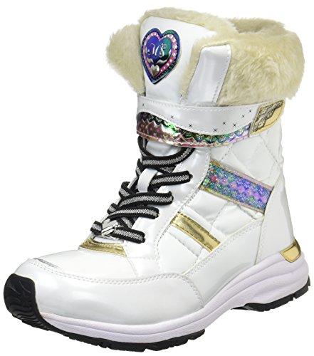 [シュガー]防水ブーツSGWPJ46SPホワイトホワイト192E