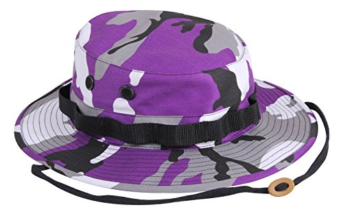 Rothco Boonie Hat, Ultra Violet Camo - (7) Inch