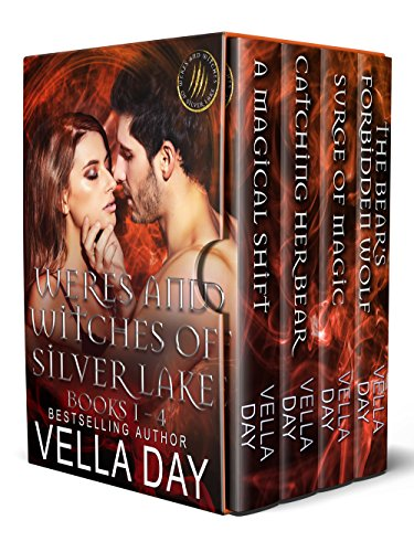 (Weres and Witches of Silver Lake Box Set (Books 1-4))