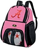 Broad Bay Girls University of Alabama Soccer Ball Backpack or Volleyball Bag Ball Carrier
