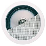 KEF CI100QR Round In-Ceiling Speaker Architectural Loudspeaker (Single)